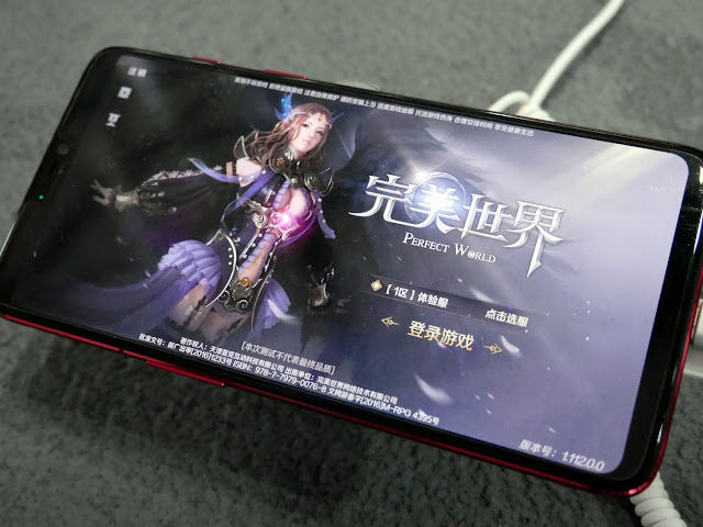 Perfect World Online Versi Mobile Sudah Rilis Loh!!! Game Open World MMORPG Android Terbaik 2019