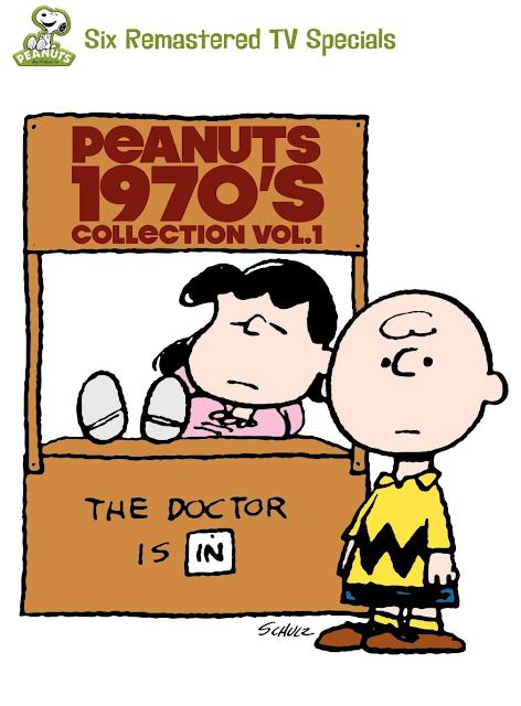 Peanuts: The TV Series 1970's [Latino]