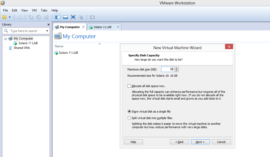Installing Solaris 10 Step by Step - TECHSUPPORT