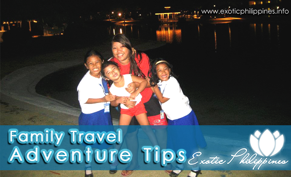Family Travel Adventure Tips