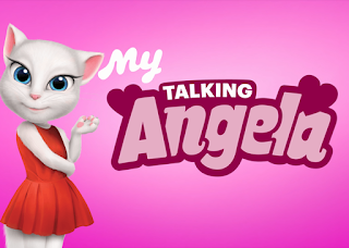 My Talking Angela Apk Mod Dinheiro Infinito