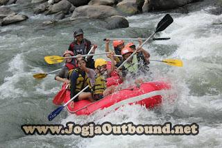 Tempat Outbound di Jogja