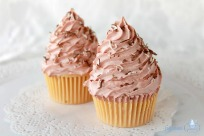 Jabon Cupcake Remolino Melocoton