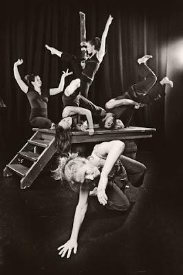 Francine Châteauvert et Sursaut, Compagnie de danse jeune publique