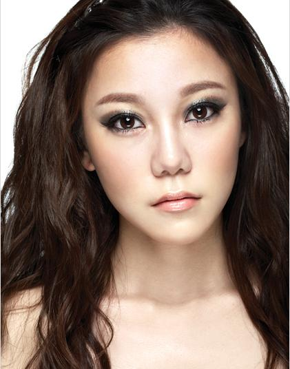 hair styles with rods korean hairstyles asian hairstyles ideas fashion 2813