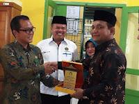 FKKM Pelalawan Riau Studi Banding di MTsN 1 Kota Bengkulu