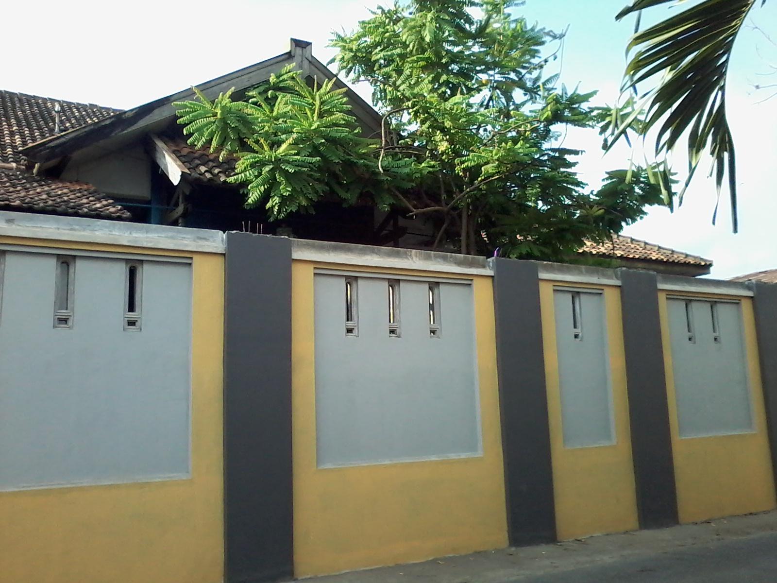 Ukuran Tinggi Pagar Rumah Minimalis Expo Desain Rumah