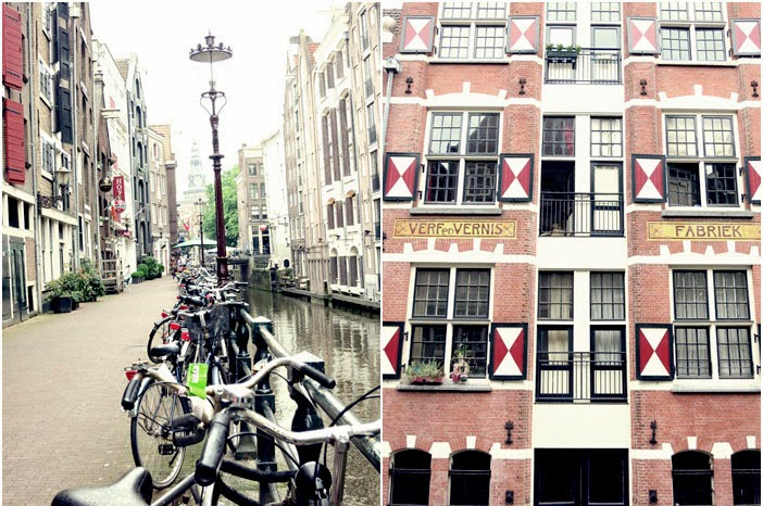 Amsterdam Travel-Diary Tag 1