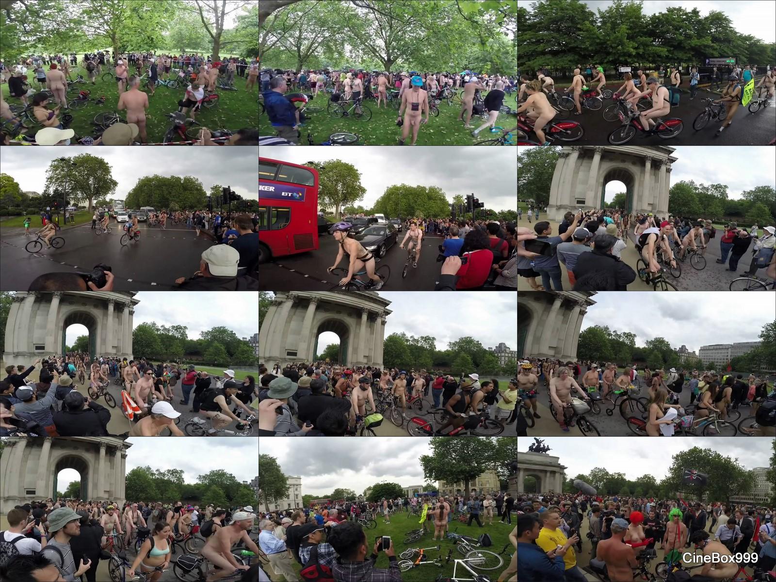 Videosalon World Naked Bike Ride-6916
