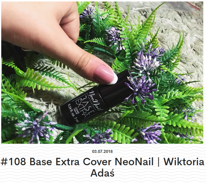 #108 Base Extra Cover NeoNail