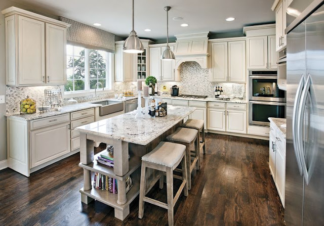 Dahua White Granite Countertops