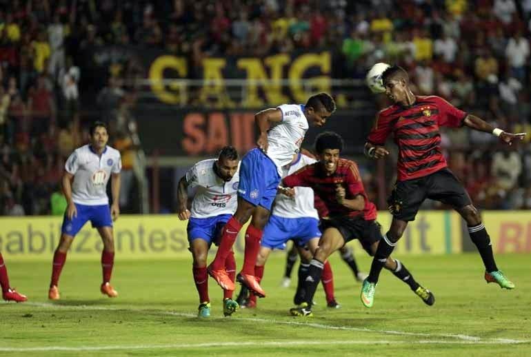 b8cca99f0a SÉRIE A  Sport Recife derrota Bahia por 1x0 na Ilha do Retiro