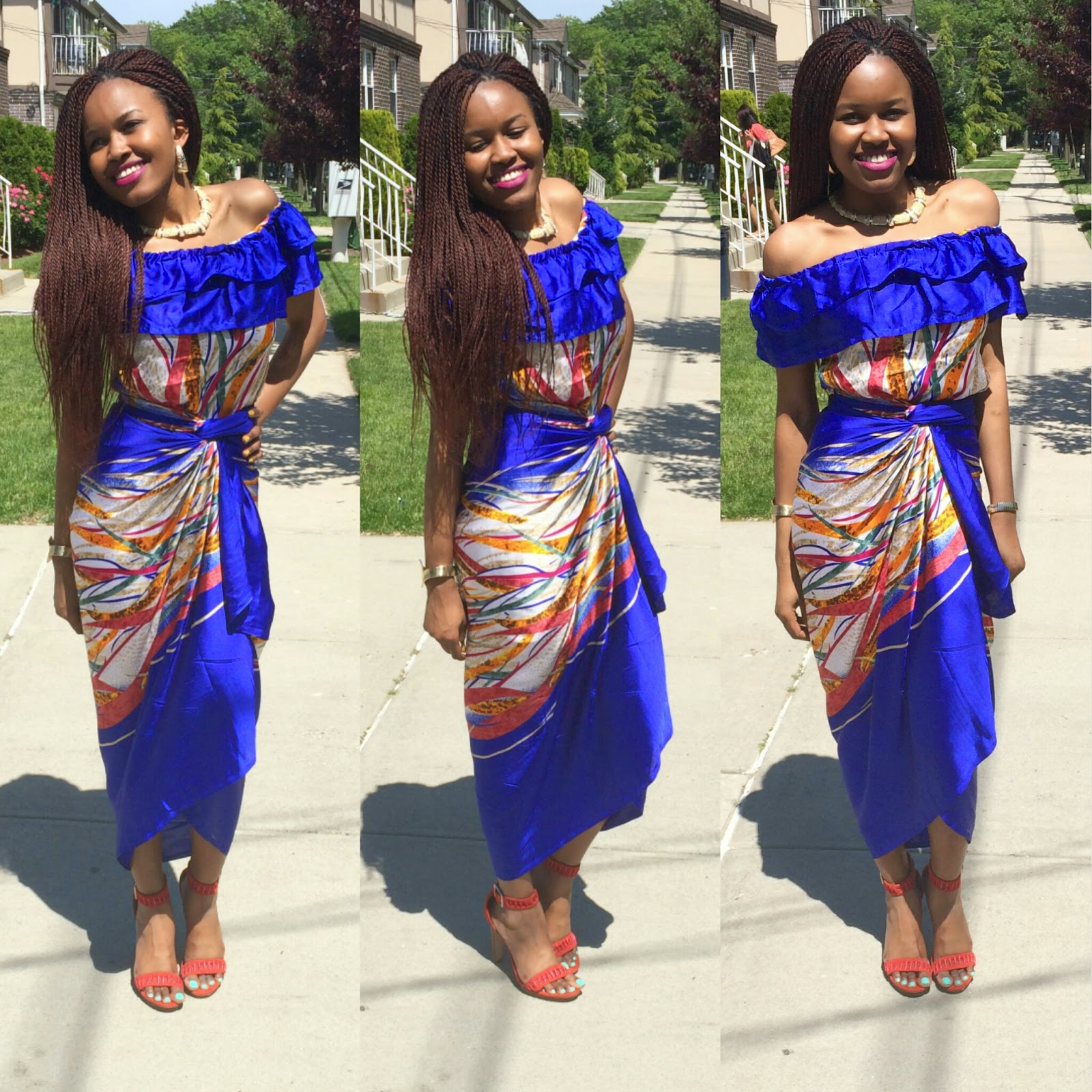 475484818b76 The wedding guest  African Fashion - Stylediarybyosy
