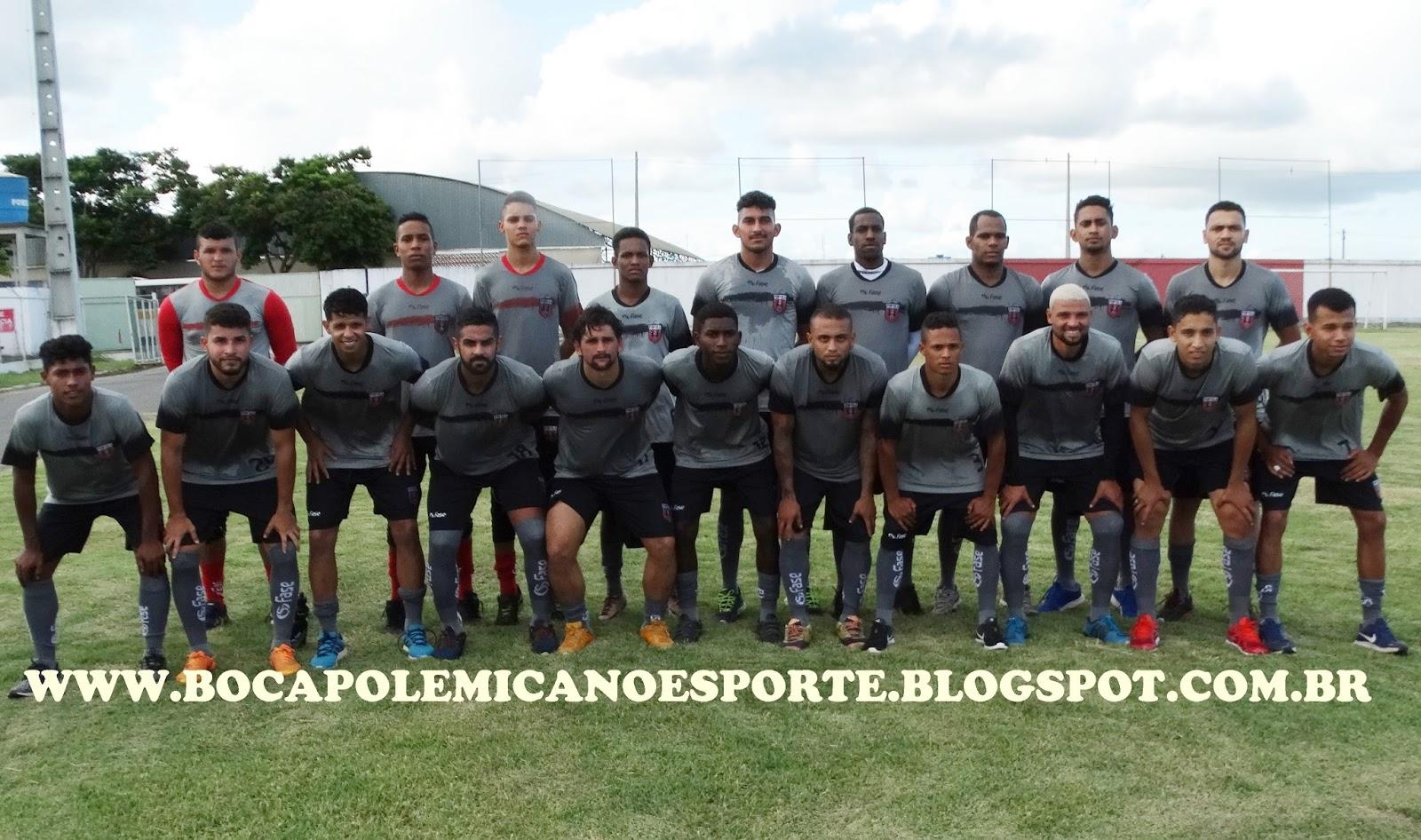 2368b090fc Portela Teixeira de Freitas se apresentou para disputa do Campeonato ...
