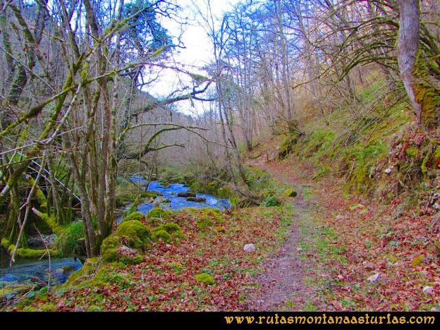 Ruta Pico Vízcares: De vuelta a la orilla del río Infierno