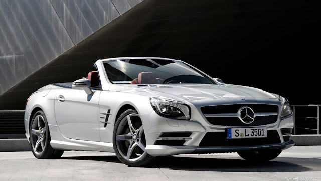 Mercedes Benz SL 350