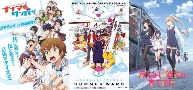 rekomendasi anime game terbaik tentang game paling seru