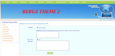 Silahkan Ambil Scripts PHP - SMS Gateway Berbasis Web Dengan Codeigniter Gratis Donwload