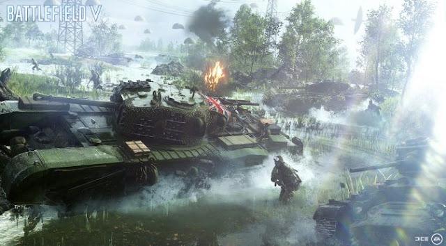شاركت شركة Electronic Arts و DICE خريطة الطريق لعام 2019 لـ Battlefield 5