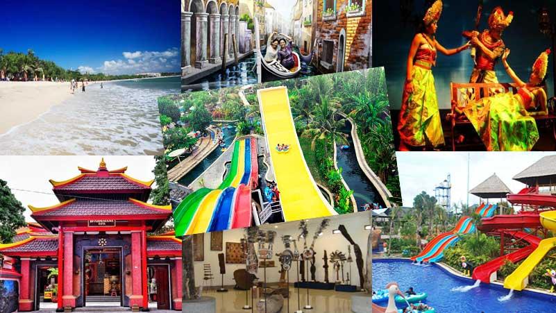 Gambar-Objek-Wisata-Kuta-Bali 7 Objek Wisata di Kuta Bali Terbaik dan Terpopuler