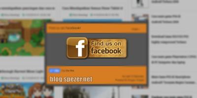 Cara membuat Fanspage Facebook Melayang dengan Waktu