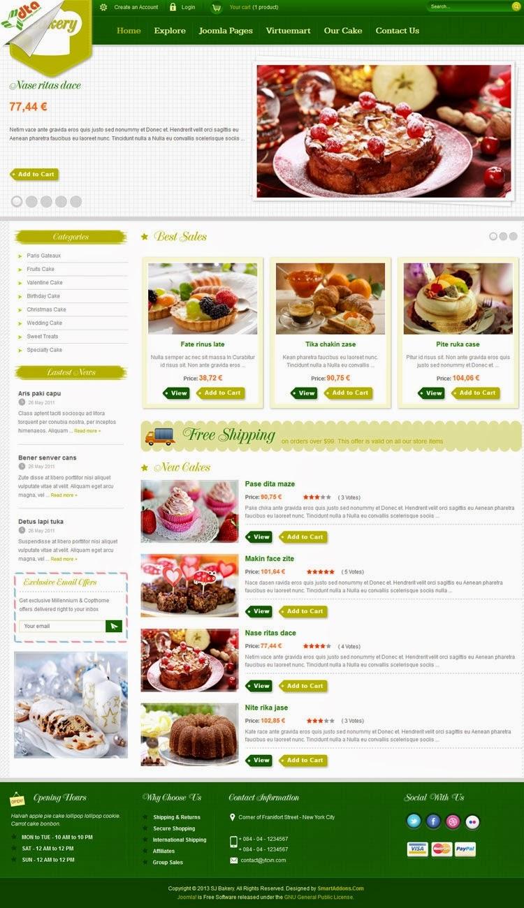 thiết kế website bán hàng bánh pizza chuyên nghiệp