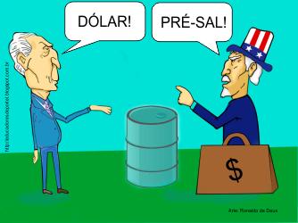 Dólar - Pré-Sal