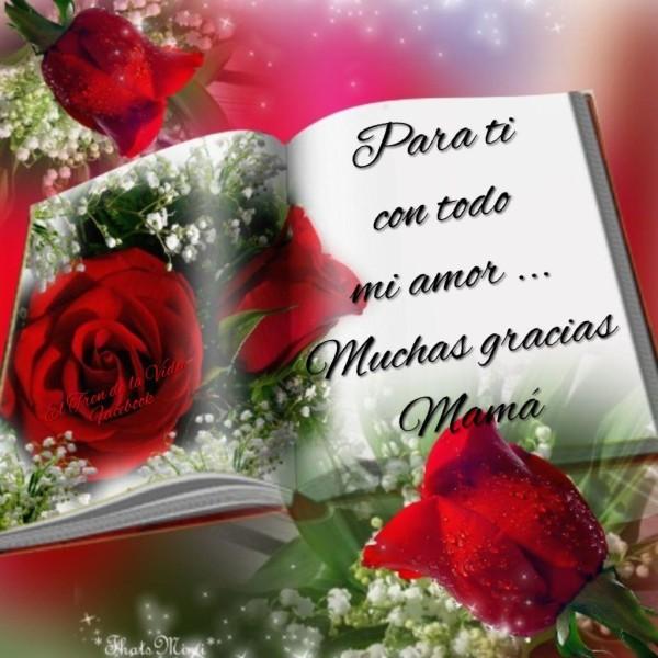 imágenes y poemas Día de la madre