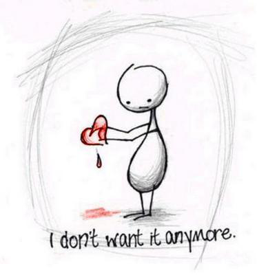 Cerpen Cinta Sakit Aku Sakit
