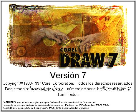 Sejarah CorelDRAW - CorelDRAW Versi 7.0 (1997)