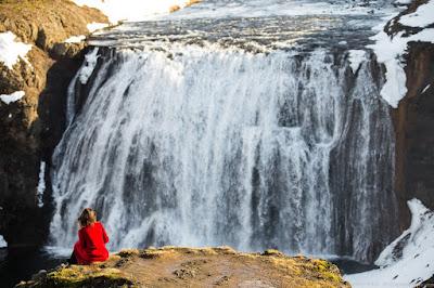 %25C3%259E%25C3%25B3rufoss Waterfall Iceland_by_Laurence Norah-5