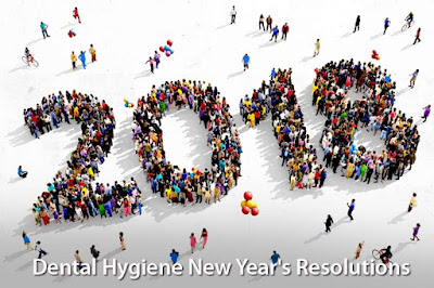 Dental Hygiene New Year's Resolutions to Make this Year