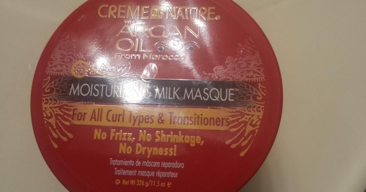 Creme Nature Argan Oil Leave Conditioner Reviews