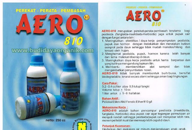 aero 810 nasa perata perekat pembasah