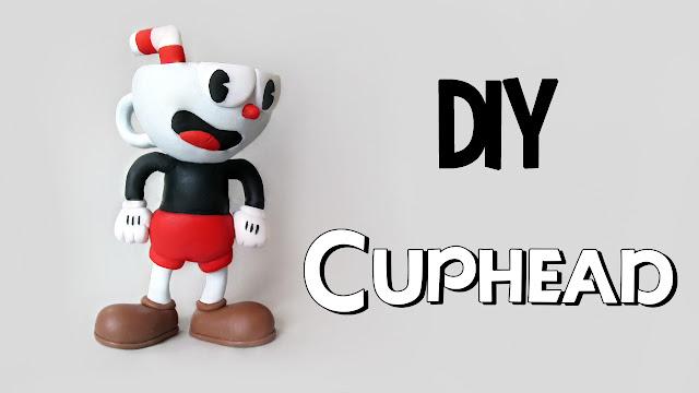 DIY: Como Fazer um CUPHEAD