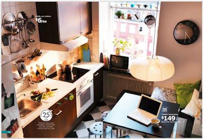 Desain Kitchen Set Minimalis IKEA