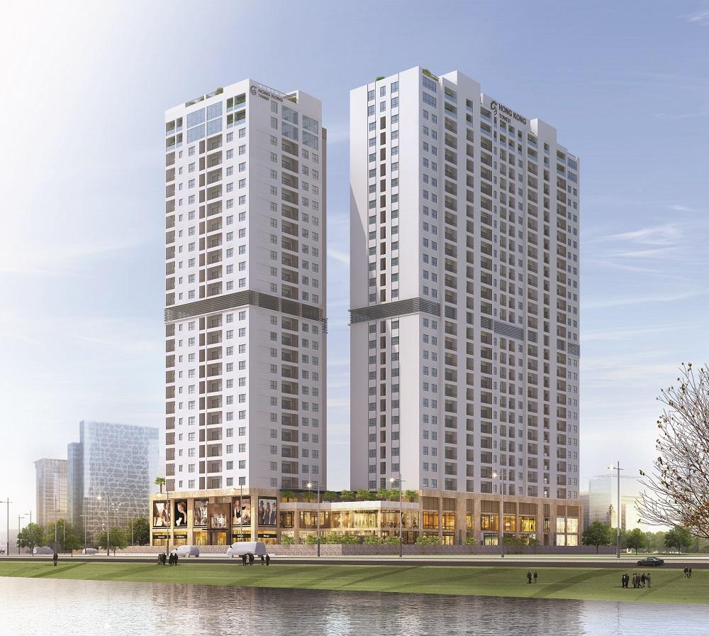 CHUNG CƯ HONGKONG TOWER 243A ĐÊ LA THÀNH NHIỀU CHÍNH SÁCH ƯU ĐÃI