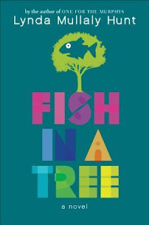 fish in a tree lynda mullaly hunt