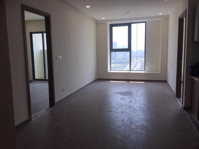 Nội thất bàn giao bên trong căn hộ được chủ đầu tư hoàn thiện về cơ bản là tạm ổn so với giá tiền