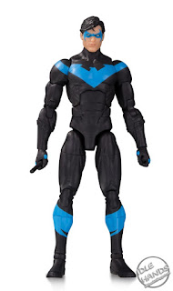 SDCC 2018 DC Collectibles Essentials Action Figures Nightwing