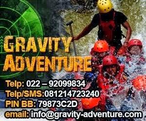 alamat gravity adventure bandung