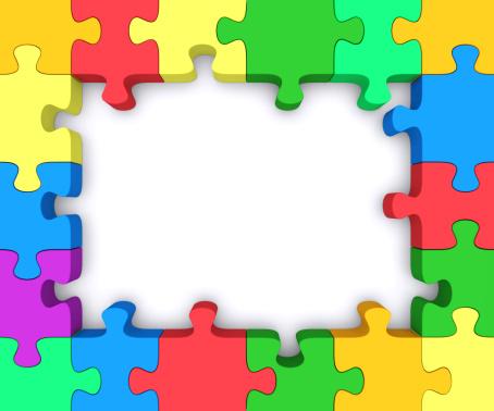 çerçeve-puzzle