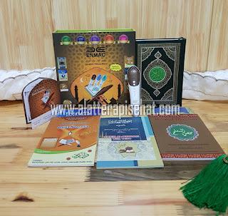 Al Quran Digital Pen PQ 88 Enmac Memori 8gb