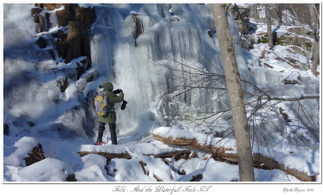 Fells: And the Waterfall Feels IT