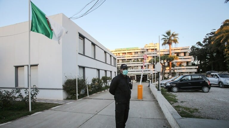 الجزائر-تسجل-أكبر-عدد-من-الوفيات-اليومية-بكورونا-منذ-أكثر-من-شهرين
