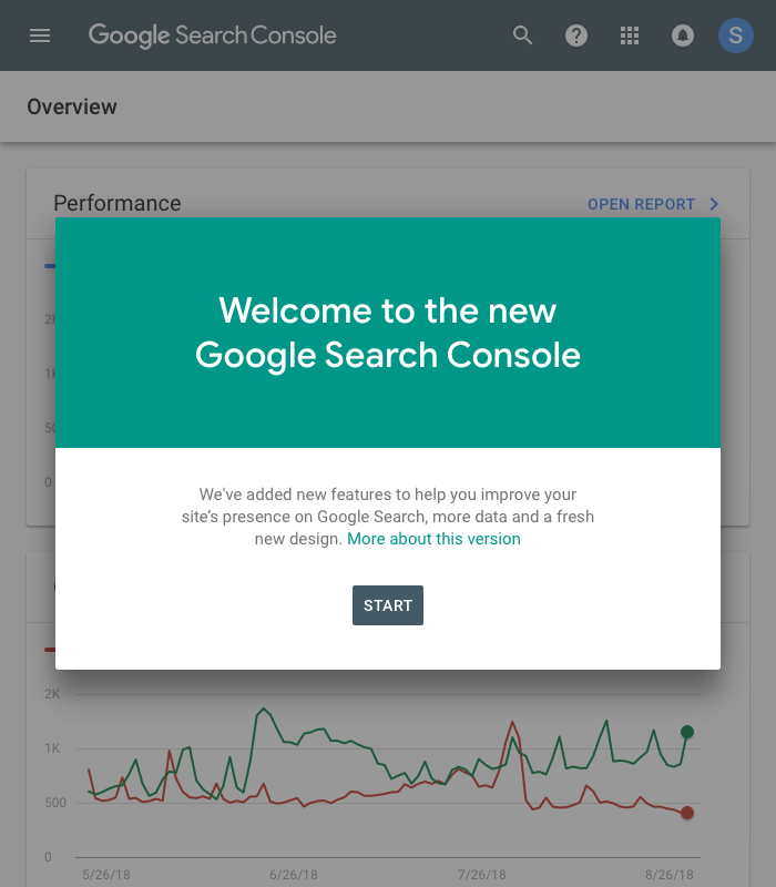 Official Google Webmaster Central Blog: The new Search