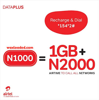 Activate and Get Free 500MB and 1GB Data