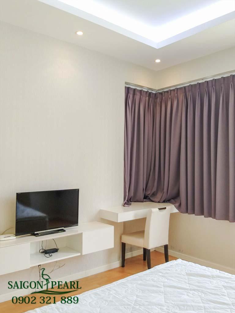 Căn hộ cực đẹp Sapphire 2 Saigon Pearl cho thuê 91m2 view Vinhomes 4