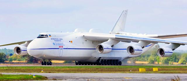 Antonov An-225 Mryia UR-82060