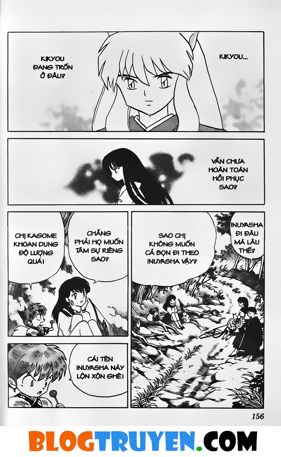 Inuyasha vol 33.9 trang 7